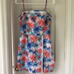 Lilly Pulitzer dress / romper